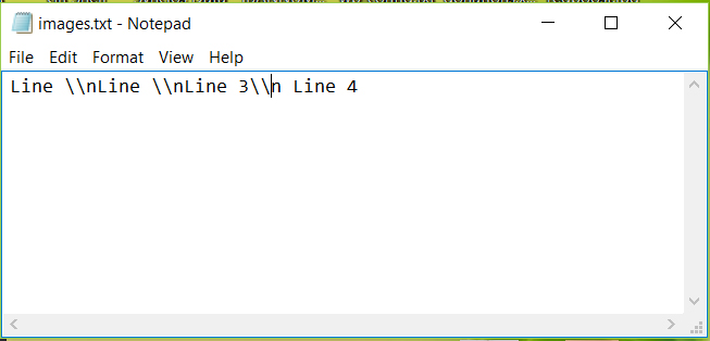 Replace ""\n"" with new line characters, using Notepad++653|314|?|d71d63c99531240d3538eb3189565427|False|NSFW|0.3207746148109436